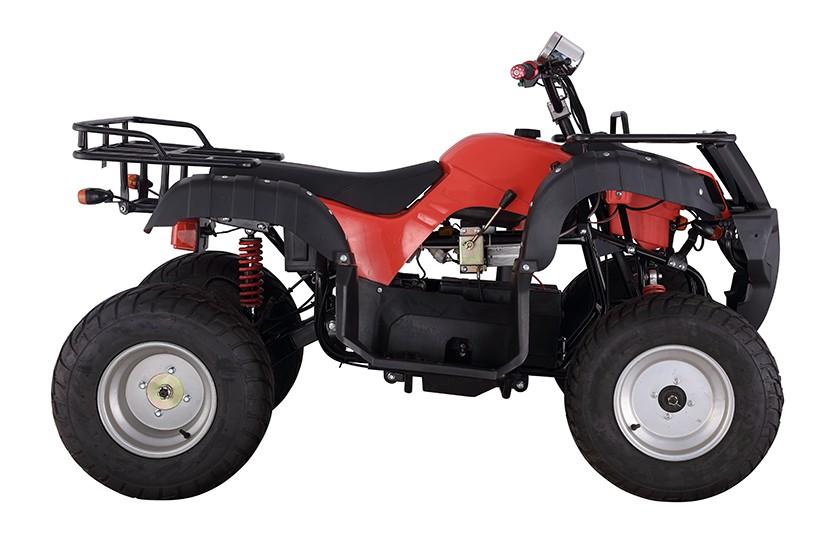 Buyang Vehicle 1200w 60v Electric Atv For Adults Bc