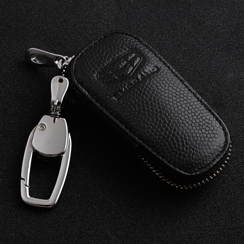 Дистанционного управления брелок для нового 7 715GX7 кожаные комплект ключи от машины