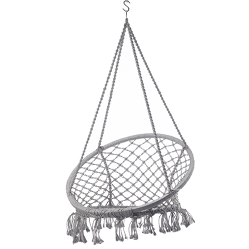 Patio Garden Furniture Rattan Swing Hanging swing Basket Chair