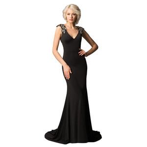 Vestidos negro sencillos