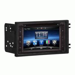 HONDA ELEMENT 2003-2011 BLUETOOTH CD DVD GPS OE FITMENT IN DASH MULTIMEDIA NAVIGATION RADIO