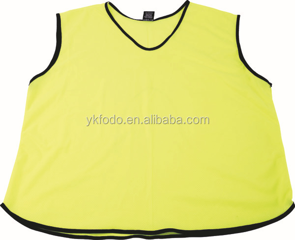 Best Promotional Football Training Mesh Vests Bibs Soccer Training ...