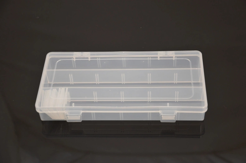 FB104 Lure Fishing Tackle Plastic Box Waterproof Fishing Tackle Boxes