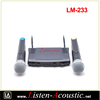 Professional VHF Wireless Hidden Microphone LM-233