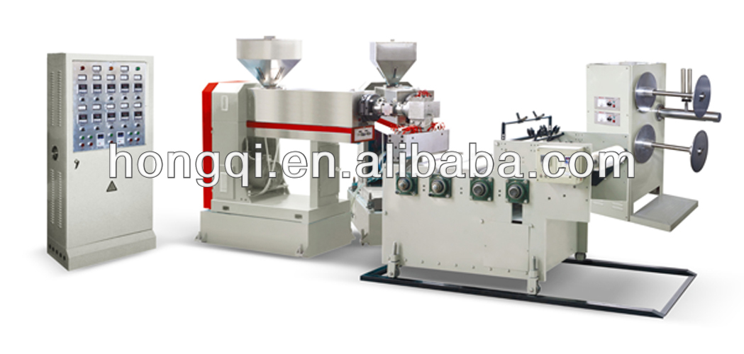 Double couche palette emballage film étirable machine
