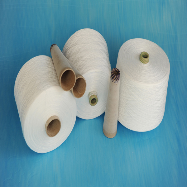 polyester sewing thread spun yarn
