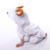 Long sleeve kids stage white sheep costume for 2019