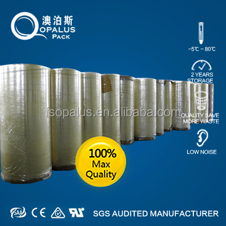 Bopp packing roll manufacturers in china