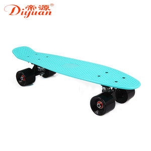 2016 new popular good quality real skateboard 22 inch 27inch