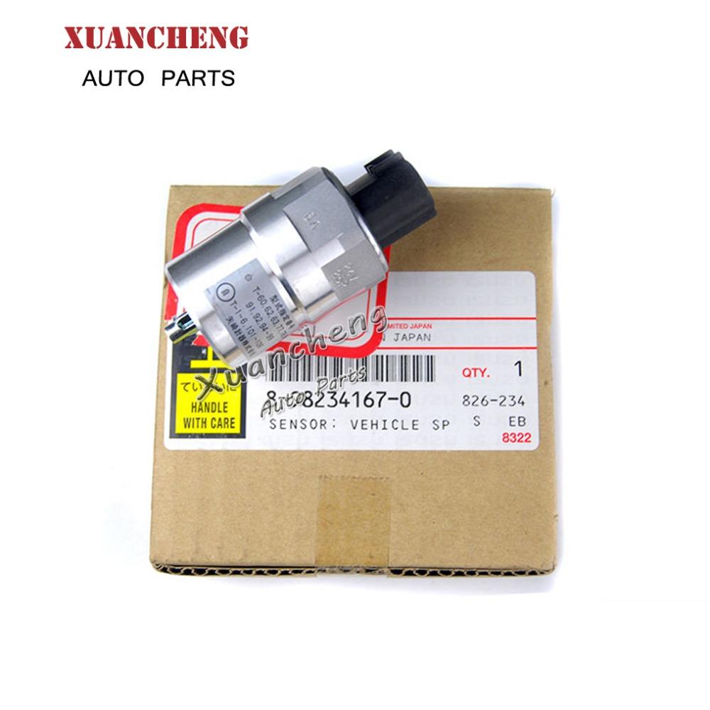 High Quality 8-98234167-0/8982341670 Speed Sensor For Isuzu Parts Japan -  Buy Isuzu Parts Japan,Sensor,8982341670 Product on Alibaba com