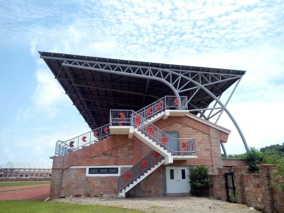 Prefab Steel Building Stadium Grandstand With High Quality
