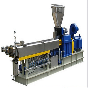 High Quality Parallel Co- Rotating Twin Screw Extruder for PC+ABS/PA+EPDM/PBT+PET/PP+NBR