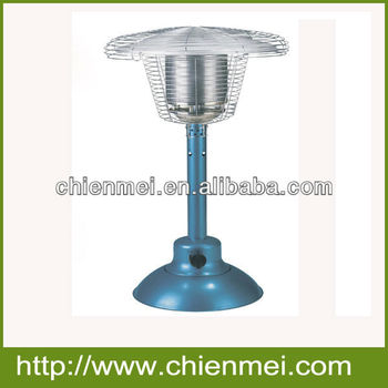 Outdoor Gas Table Top Short Heater