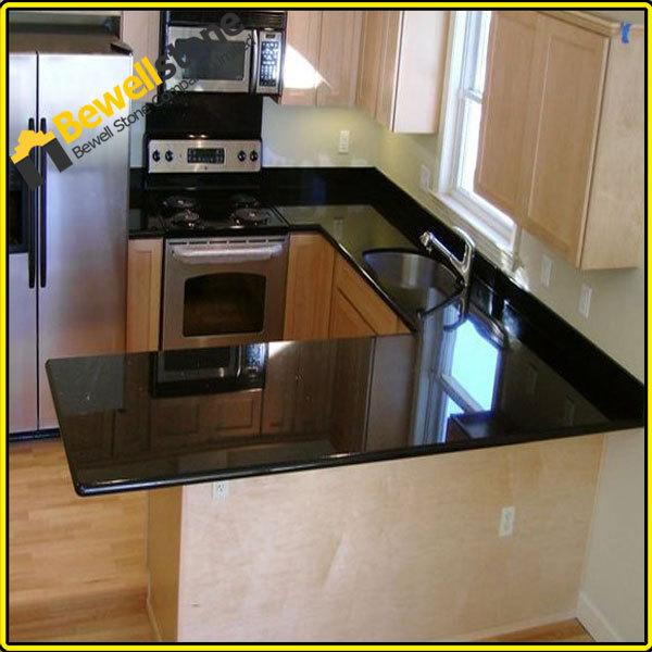 China Granite Absolutely Black Epoxy Resin Kitchen Countertop Buy Epoxy Resin Kitchen