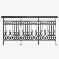 Modern Design Aluminum Balcony Railing With Good Prices
