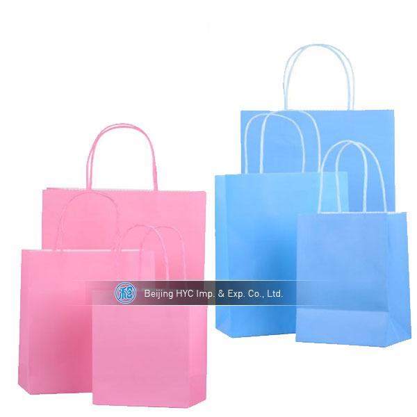 China 100% Paper Bag Design Sample Paper Bag Takeaway Brown Paper ...