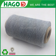 Ne 10s 100% recycled cotton yarn oe yarn carded yarn for weaving