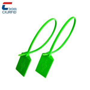High quality zip tie seal passive nfc rfid cable tag