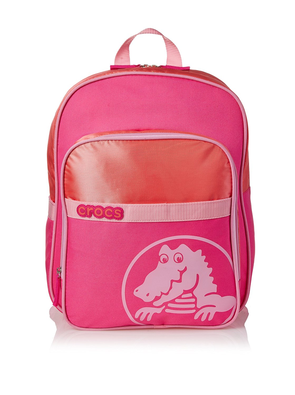 Crocs Kids Duke 2.0 Backpack (Neon Magenta/Carnation)