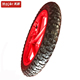 Kids bike tire 14x2.125 small pneumatic rubber adult bicycle wheels