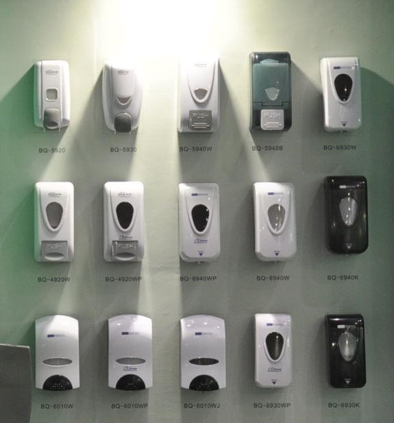 Wall Mounted Soap Dispensers Bathroomsmart Soap Dispenser Buy