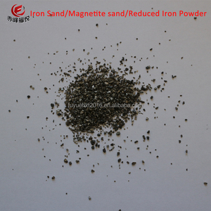 Reduced Iron Powder Magnetite Iron Sand With Cheap Price For Sale From China