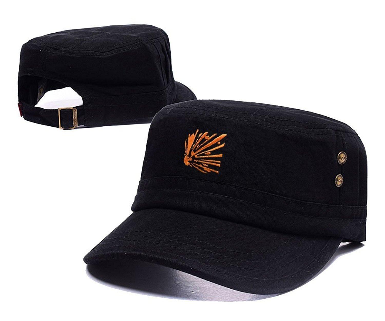 59877cbe641 Get Quotations · AEFYHA Chance The Rapper Acid Rap Embroidery Hat Snapback  Baseball Cap