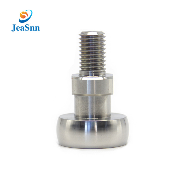 China supplier custom high quality stainless steel cnc turned parts