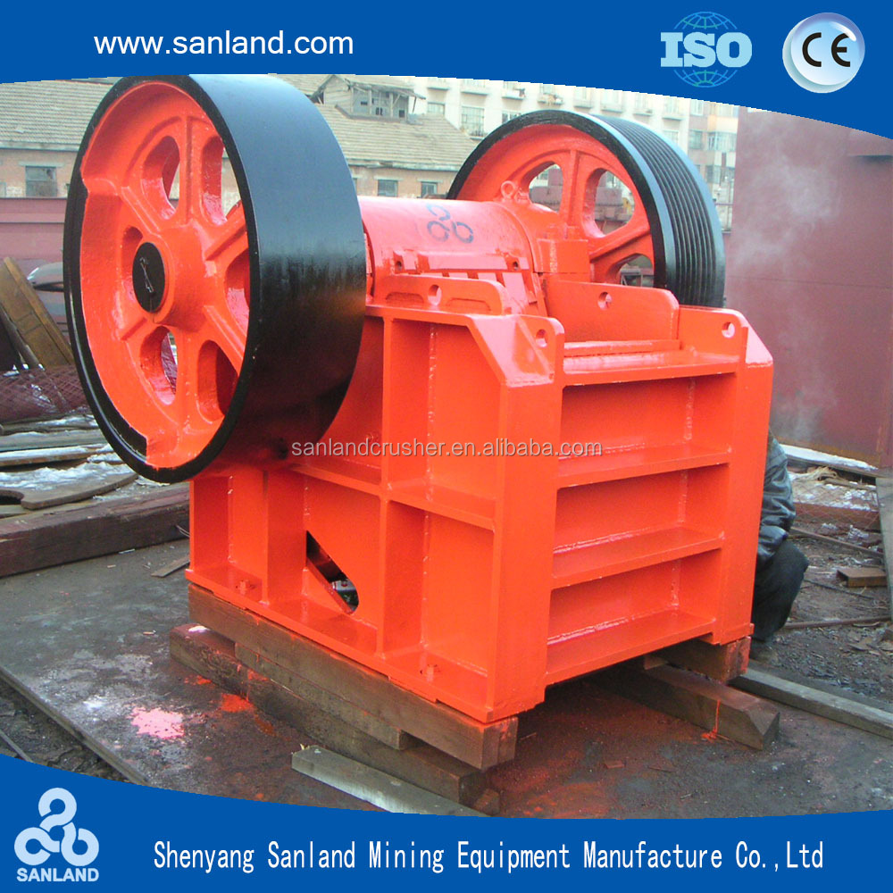 Low Consumption PE/PEX Series Small Stone Jaw Crusher Price