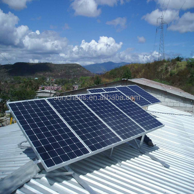 Best price 3kw home solar system/solar power system home use/high quality 3000w solar power generator