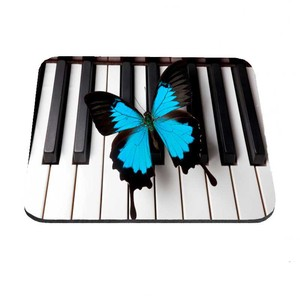 Top Selling Luxury Printing Butterfly Mouse Pad