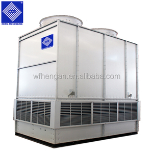 Closed Circuit Concrete Cooling Tower