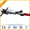 Hydraulic Steel Pipe Cutter Steel Piles Bending And Cropped Tools Hydraulic Rebar Cutter