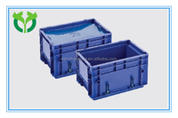 300X200X145 standard stackable storage plastic box