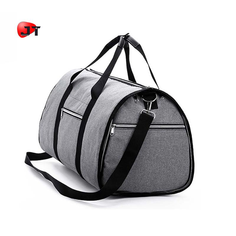 Large Capacity Mens Holdall Travel Foldable Hangeroo Garment Storage Duffel Bag For Suit
