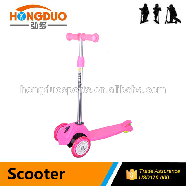 Top quality supplier kids scooter