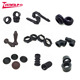 Custom Molded Silicone Rubber Products Colored NBR/EPDM/CR Neoprene Rubber Mechanical Hydraulic Washers Gasket Bonded Seals
