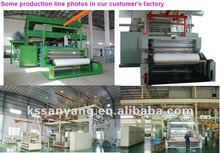 2012 China design non woven making machine