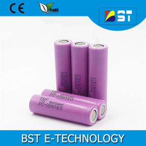 BST Best sale and 100% original samsung ICR18650-26F LiOn 2600mAh battery 26f power tool battery