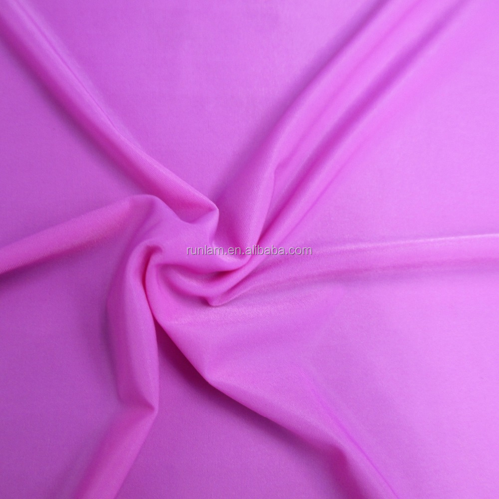Soft Econyl Spandex Fabric For Bikini Beachwear Swimwear