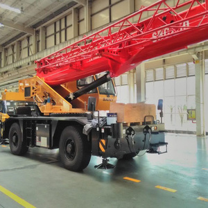 excellent rough terrain crane SANY SRC350 35t rough terrain crane