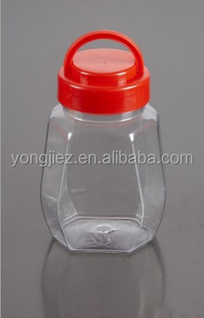 Houseware Jar Plastic Sugar Tea Coffee Storage Jars Canister