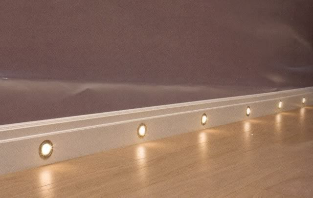 Tuv Low Voltage Colour Changing Led Stair Light/concrete Floor ...