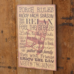 Custom Designed Engraved Wood Sign Personalized