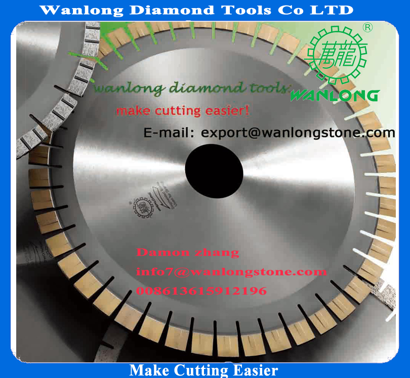 2015 Hot Sale Diamond Stone Saw Blade Diamond Jigsaw