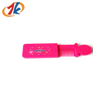 Wholesale Plastic Hair Brush Comb And Mirror Set