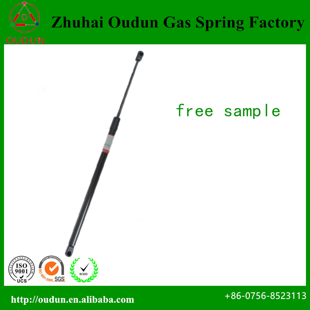 lockable automative gas spring for car