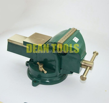 Outstanding Non Sparking Swivel Base Bench Vice From Dean Tools Mainland Buy Non Sparking Swivel Base Bench Vice Fixed Bench Vice Mechanical Vice Product On Andrewgaddart Wooden Chair Designs For Living Room Andrewgaddartcom