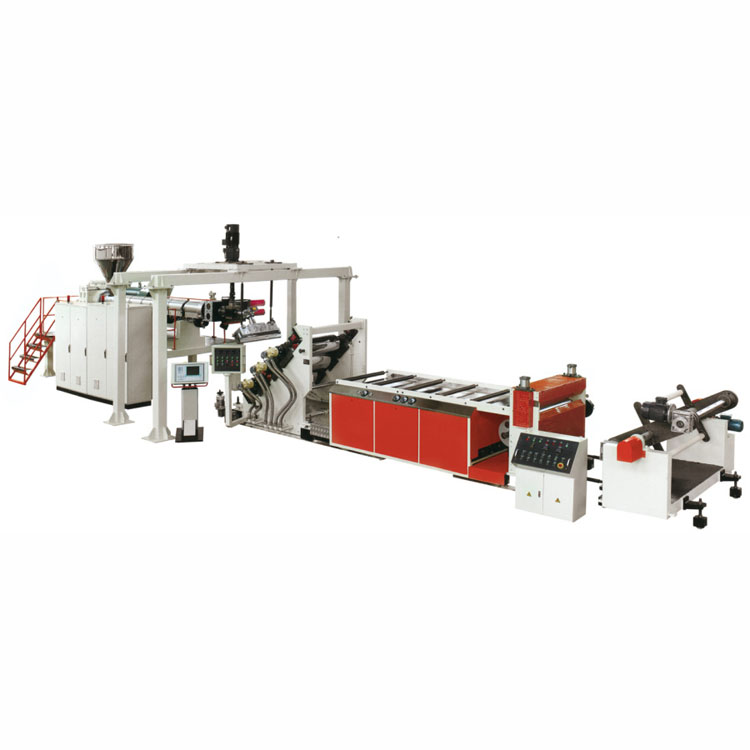 plastic PET sheet manufacturing extrusion production making machine extruder machinery <strong>line</strong>