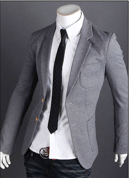 Wholesale Provide China Men's Suits With Latest Designs,Black
